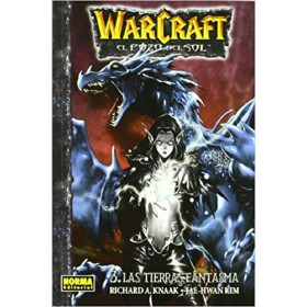 World Of Warcraft: El pozo del sol Vol. 3 - Las tierras fantasmas