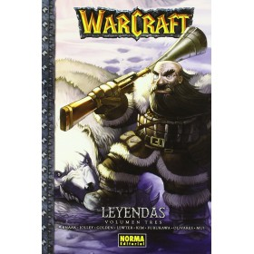World Of Warcraft: Leyendas Vol. 3