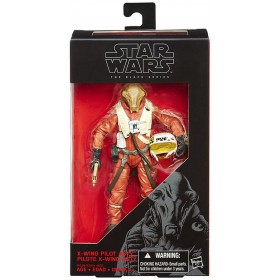 The Black Series - X-Wing pilot Asty
