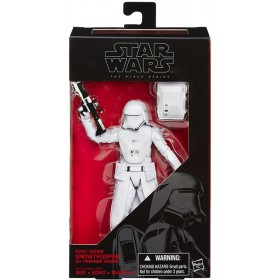 First Order Snowtrooper The Black Series