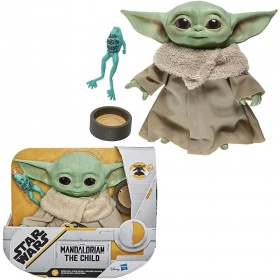 Star Wars The Mandalorian The Child (Baby Yoda) - Electronic Plush Doll