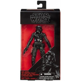 Star Wars Black Series First Order TIE Fighter Pilot