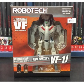 Robotech Rick Hunter's VF-1J 1/100 Scale Transformable