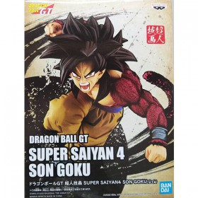 Dragon Ball GT Super Saiyan 4 Son Goku - Bandai Banpresto