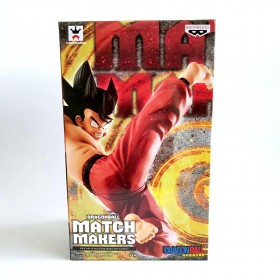 Dragon Ball Matchmaker Son Goku - Craneking Banpresto