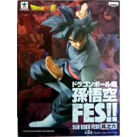 Dragon Ball Super Son Goku Black FES - Craneking Banpresto