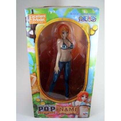 "One Piece P.O.P - Excellent Model - ""Sailing Again"" Nami"