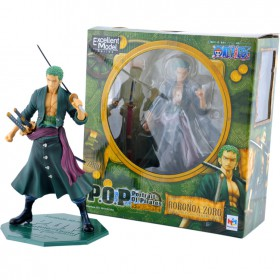 "One Piece P.O.P - Excellent Model - ""Sailing Again"" Roronoa Zoro"