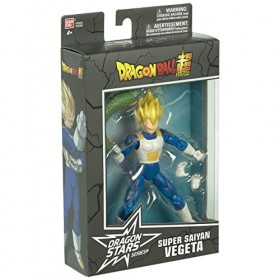 Dragon Ball Super Dragon Star Series Super Saiyan Vegeta