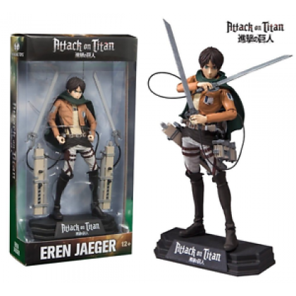 "Attack on Titan Eren Jaeger Colour Tops 7"" - MCFARLANE TOYS"