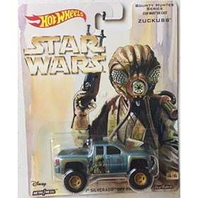 Star Wars Bounty Hunter Series - Zuckuss