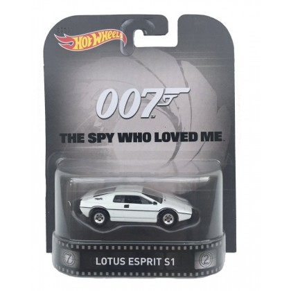 007 The Spy Who Loved Me - Lotus Esprit S1