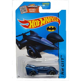 Batman Live Batmobile Hot Wheels