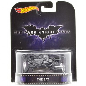 Batman The Dark Knight Rises - The Bat