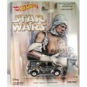 Star Wars Bounty Hunter Series - Dengar