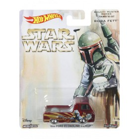 Star Wars Bounty Hunter Series - Boba Fett
