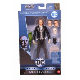 Alfred Pennyworth DC Multiverse Collect to Connect Killer Croc