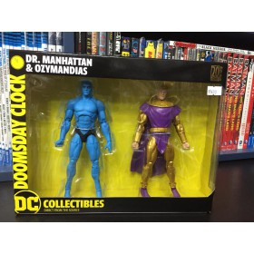 Doomsday Clock Dr. Manhattan & Ozymandias