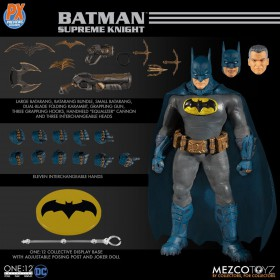 Batman Supreme Knight - Mezco One:12 Collective Previews Exclusive
