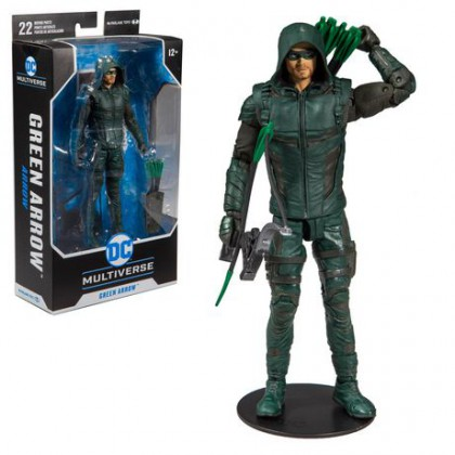DC Multiverse Green Arrow - McFarlane Toys