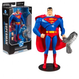 DC Multiverse Superman Animated - McFarlane Toys
