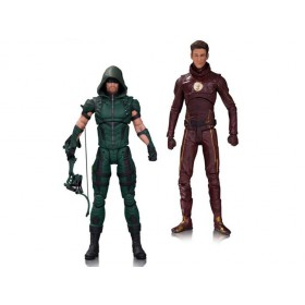 DC Collectibles Flash Arrow TV 2 Pack