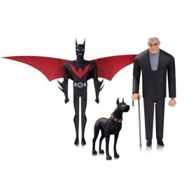 DC Collectibles Reveals New Batman: The Animated Series and Batman Beyond