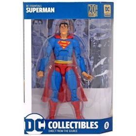 SUPERMAN DC COLLECTIBLES DC ESSENTIALS