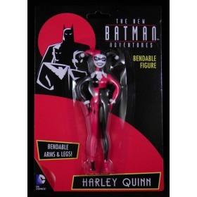 The New Batman Adventures - Harley Quinn Bendable