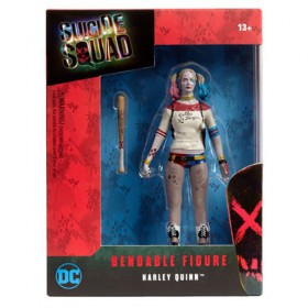 Suicide Squad - Bendable Harley Quinn