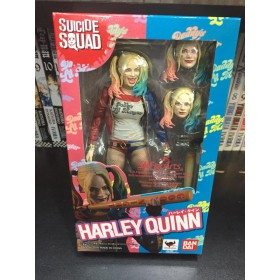 S.H.Figuarts Suicide Squad Harley Quinn