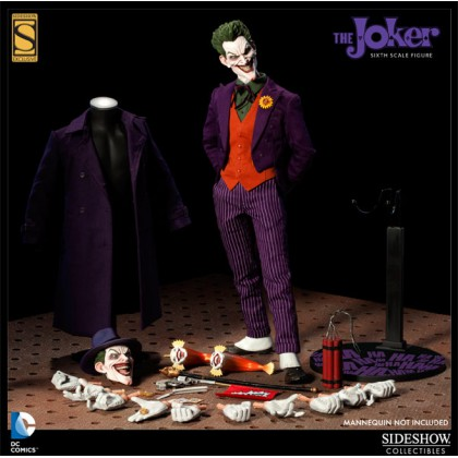 The Joker - SideShow Collectibles