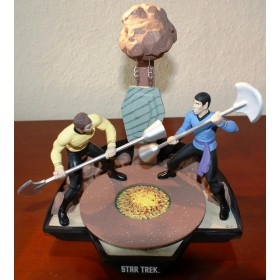 STAR TREK Collectibles - AMOK TIME Statue Diorama
