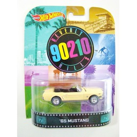 Beverly Hills 65´Mustang