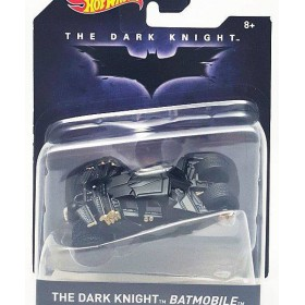 Batman The Dark Knight Vehicle 1:50 Scale Batman Batmobile