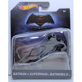 Batman v Superman 1:50 Scale Batman Batmobile