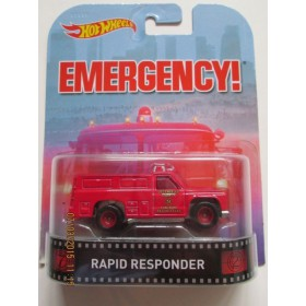 Emergency! Rapid Responder