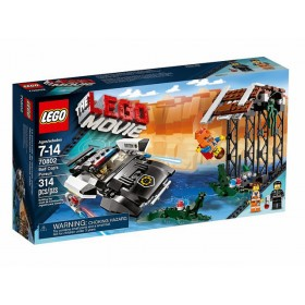 The LEGO Movie: Bad Cop's Pursuit 70802
