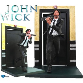 Estatuilla John Wick Diamond Select Toys