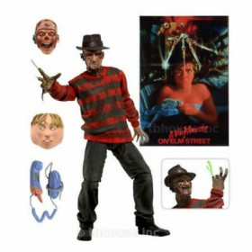 Freddy Krueger Ultimate Nightmare On Elm Street NECA