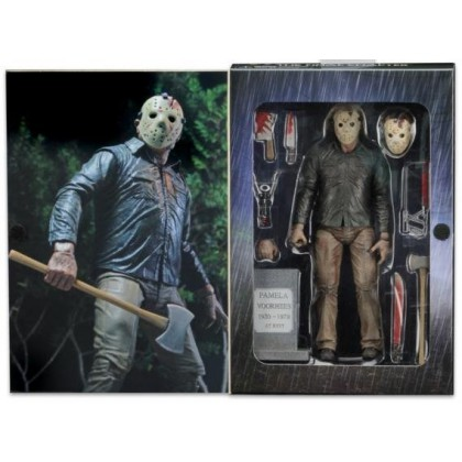 Friday The 13th The Final Chapter - Ultimate Jason Figura NECA