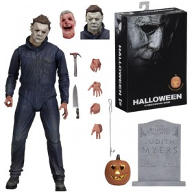 Halloween 2018 Ultimate Michael Myers NECA