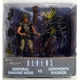 Aliens - Corporal Dwayne Hicks/Xenomorph Warrior
