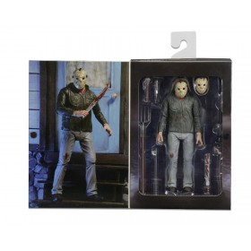 NECA Friday the 13th 7 inch Scale - Ultimate Part 3 Jason