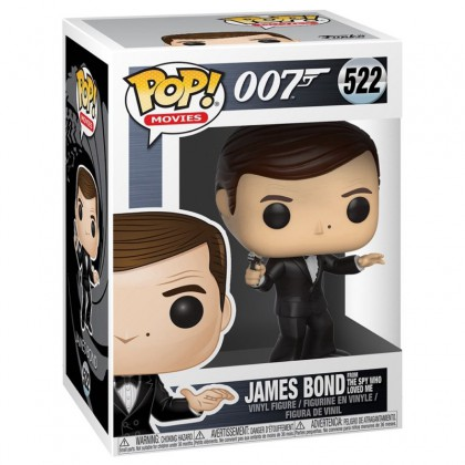007 James Bond (From The Spy Who Loved Me)