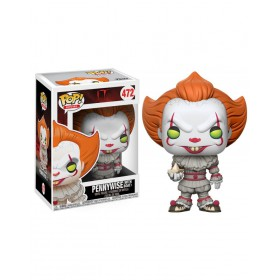 IT PENNYWISE WITH BOAT POP!