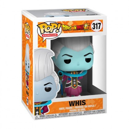 DRAGON BALL Z SUPER WHIS POP!