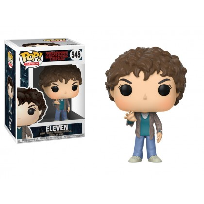 STRANGER THINGS:ELEVEN SEASON TWO POP!