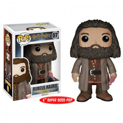 Harry Potter Rubeus Hagrid Pop!