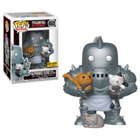 Fullmetal Alchemist Alphonse Elrice (special edition)